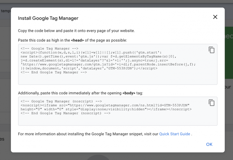 Google-Tag-Manager-code