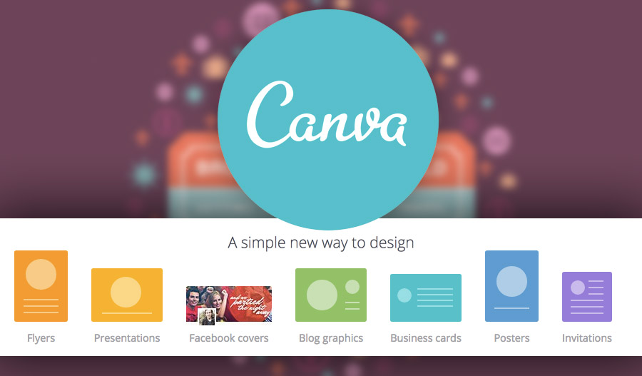 Design Website Canva